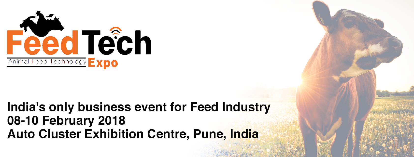 Pen & Tec will be attending this year's FeedTech Expo event in Pune, India