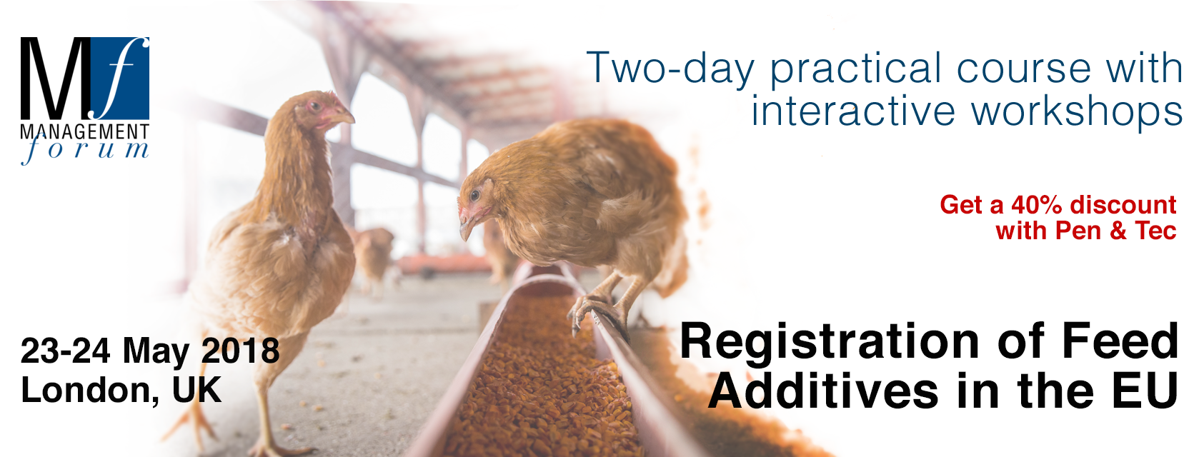 Registration of Animal Feed Additives in the EU