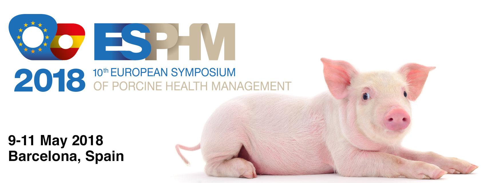 Join us at ESPHM in sunny Barcelona