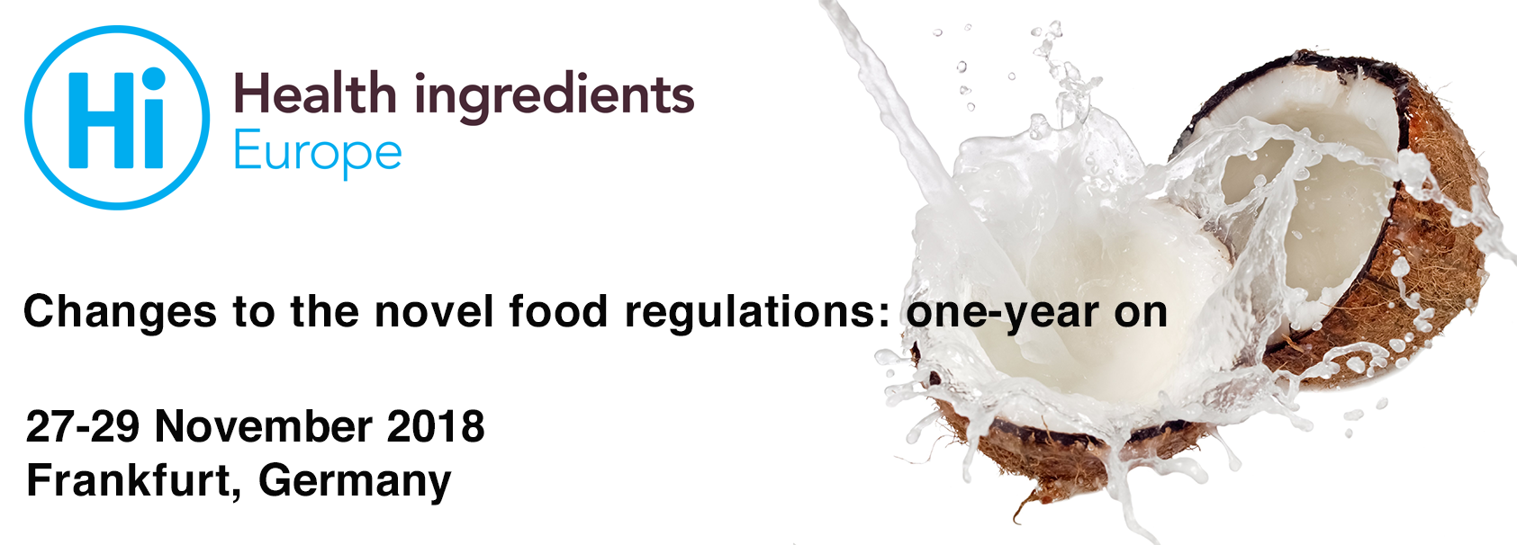 Changes to the novel food regulations: one year on – meet Pen & Tec at Health Ingredients Europe 2018