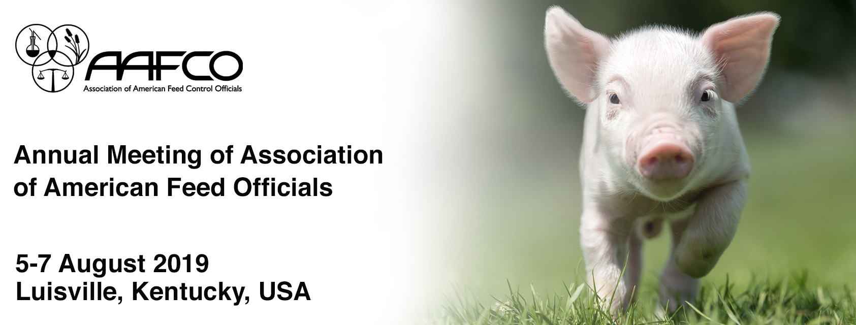 Meet us at the Annual Meeting of Association of American Feed Officials