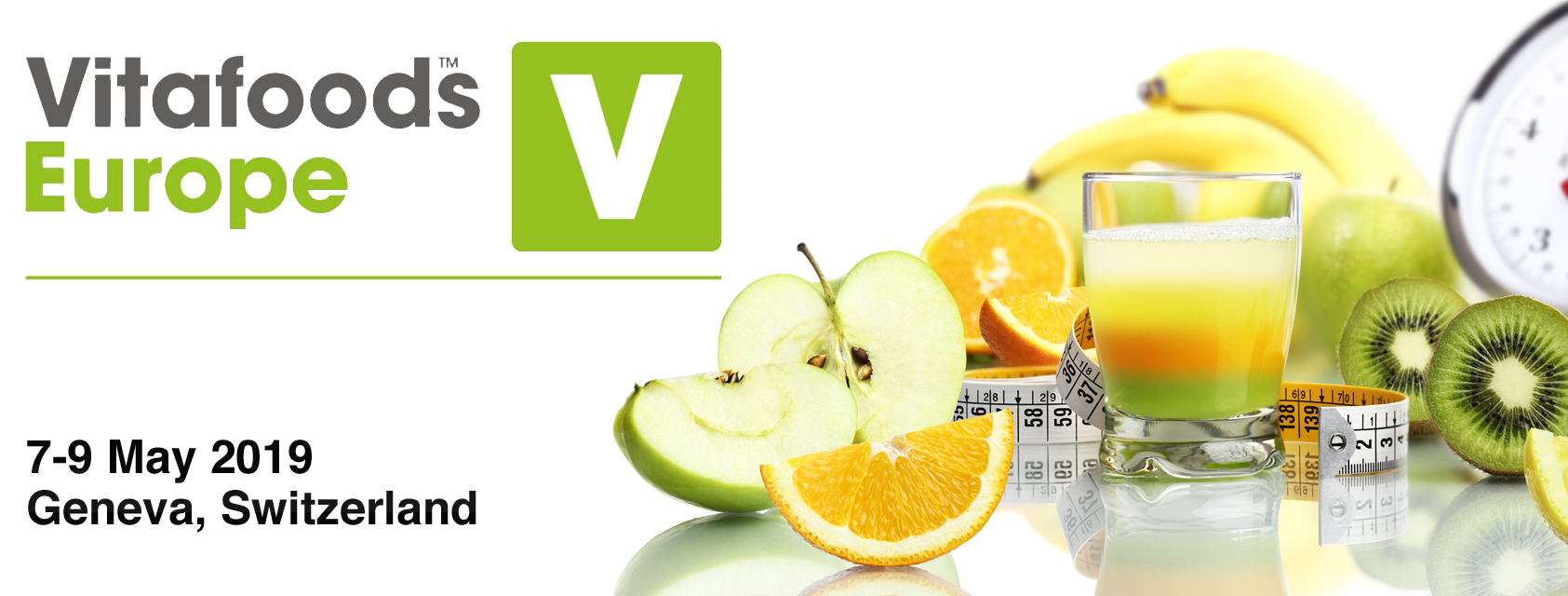 Vitafoods 2019 – the global nutraceutical event