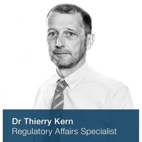 Dr Thierry Kern