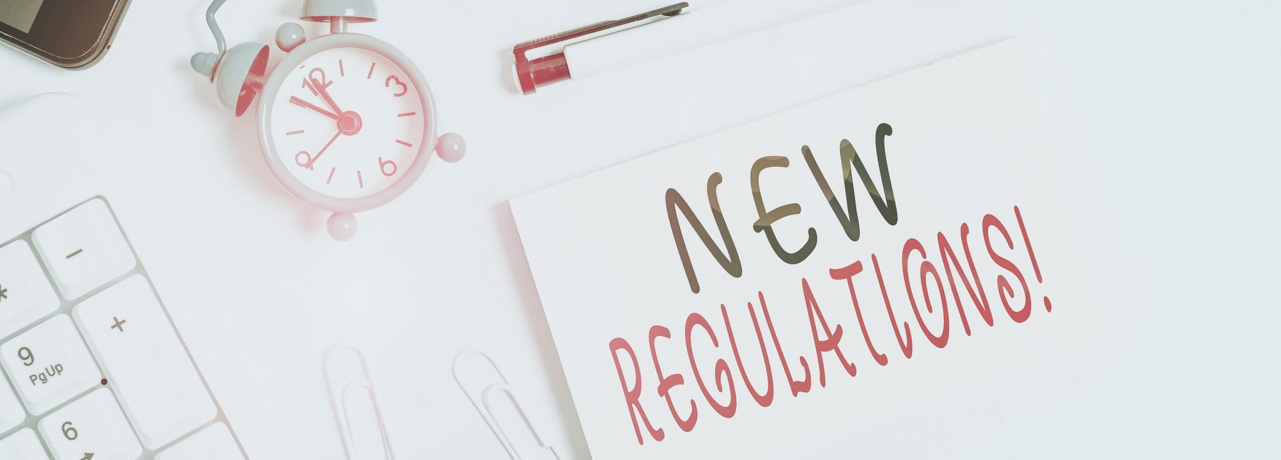 Changes and updates in feed regulation - 2019 overview