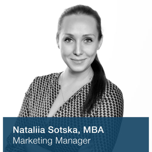 Nataliia Sotska
